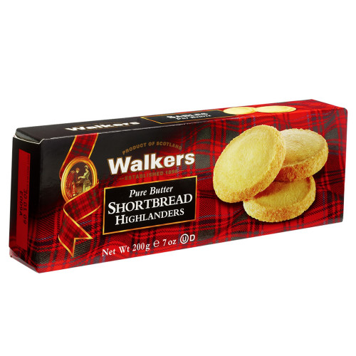 Walkers Shortbread Highlander 200g